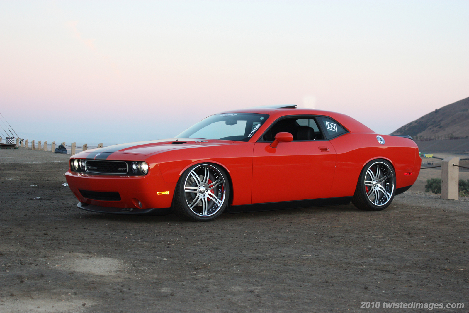 twisted images 2008 dodge challenger srt8. Black Bedroom Furniture Sets. Home Design Ideas