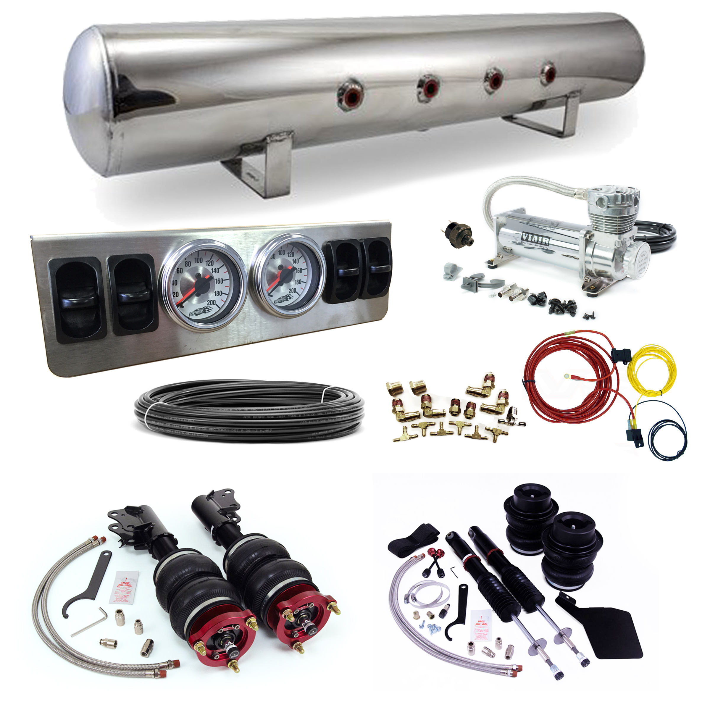 Stage 1 Air Suspension System 06 11 Honda Civic Si Stereo Wiring Diagram Free Picture Home Systems Acura 8th Gen Fits Usa Jdm