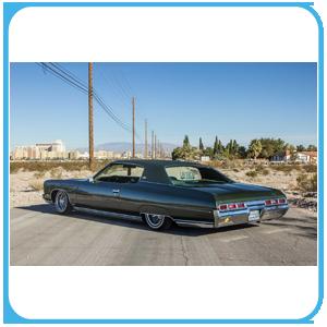 71-76 Impala, B-Body