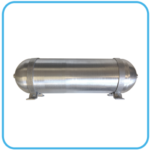 Seamless Aluminum Air Tanks