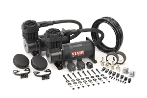 Viair 380c Dual Pack - Stealth Black