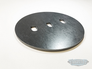 Lower Airbag Mounting Plate - .188 Steel
