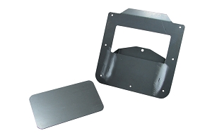 88-98 Chev. C/K Tailgate Handle Relocator Kit- With Filler Plate