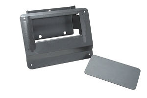 94-03 Chev. S10 p/u Tailgate Handle Relocator Kit- With Filler Plate