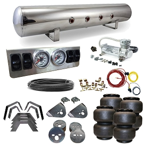 Stage 1 Air Suspension System- 97-04 Dodge Dakota