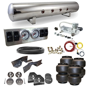 Stage 1 Air Suspension System- 63-72 C10