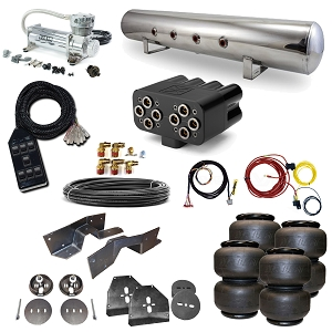 Stage 2 Air Suspension System- 63-72 C10