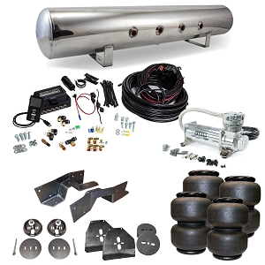 Stage 3 Air Suspension System with Air Lift Management- 63-72 C10