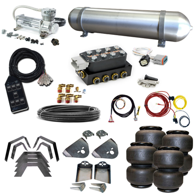 Stage 2 Air Suspension System- 83-97 Ranger