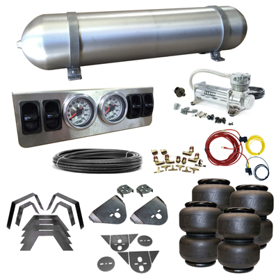 Stage 1 Air Suspension System- 79-95 Toyota Pickup
