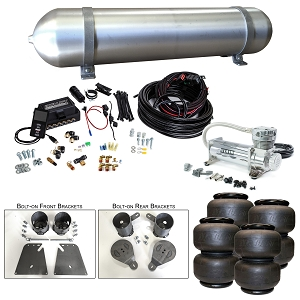 Stage 3 Air Suspension System with Air Lift Management- 58-64 Chevy Impala