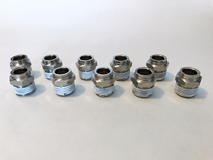 Air Fitting 10 Pack - 1/2