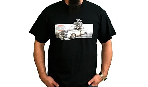 Twisted Images T-Shirt - Datsun 510 (Full Color)