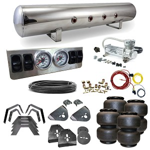 Stage 1 Air Suspension System- 73-87 C10