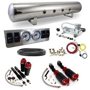 Stage 1 Air Suspension System- 94-04 Ford Mustang SN95