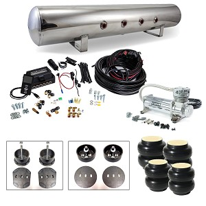 Air Lift Performance Stage 3 Air Suspension System - 68-76 Mercedes W114