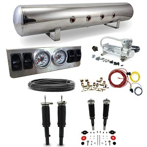 Stage 1 Air Suspension System- 98-02 Honda Accord