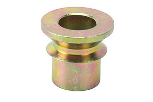 "1"" to 3/4"" Zinc Plated Misalignment Spacer"