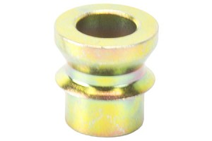 "3/4"" to 9/16"" Zinc Plated Misalignment Spacer"