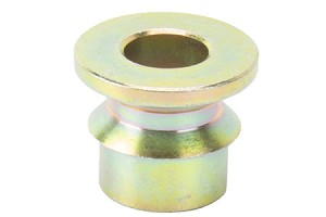 "7/8"" to 9/16"" Zinc Plated Misalignment Spacer"