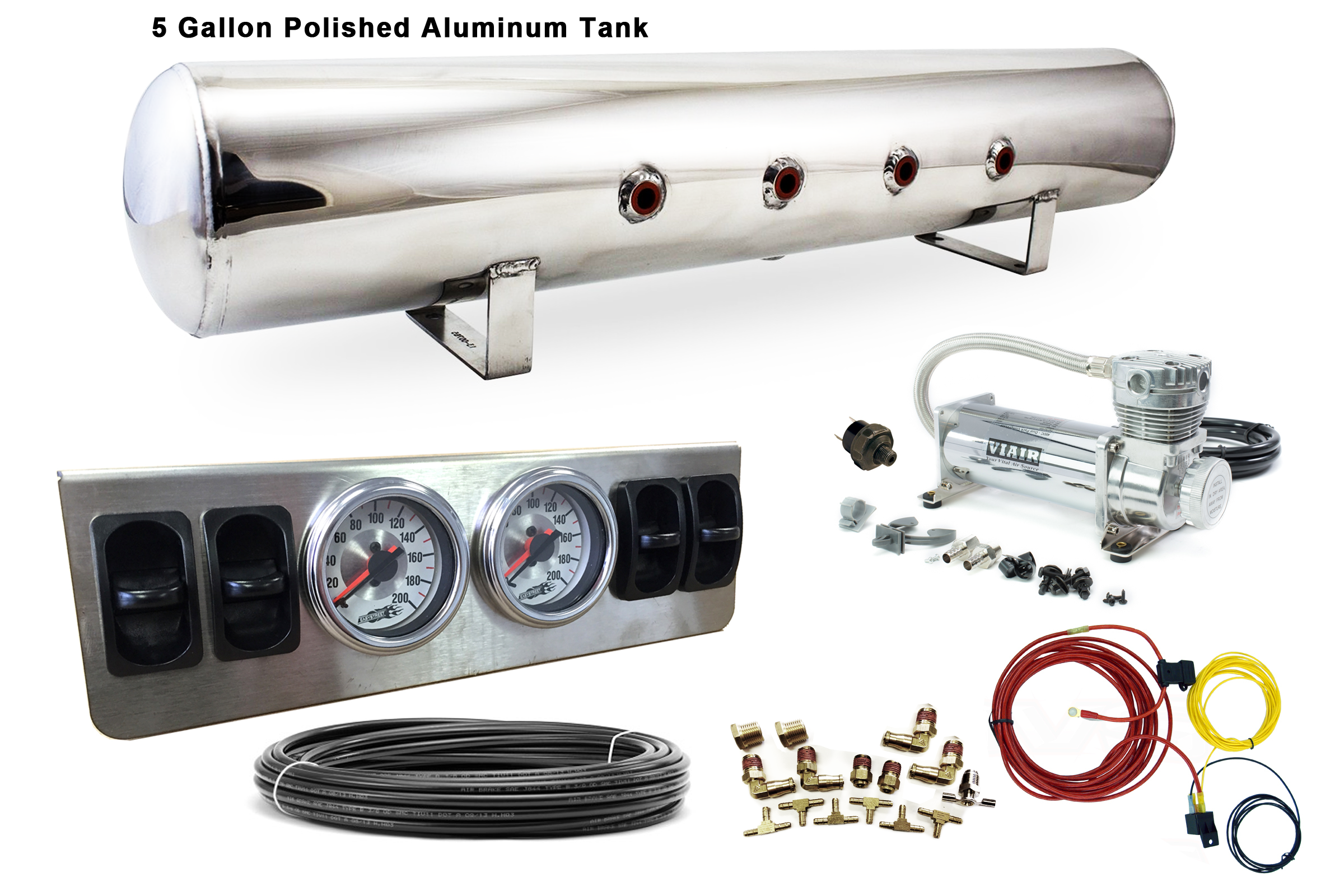 Air Lift Performance 12956 Air Tank