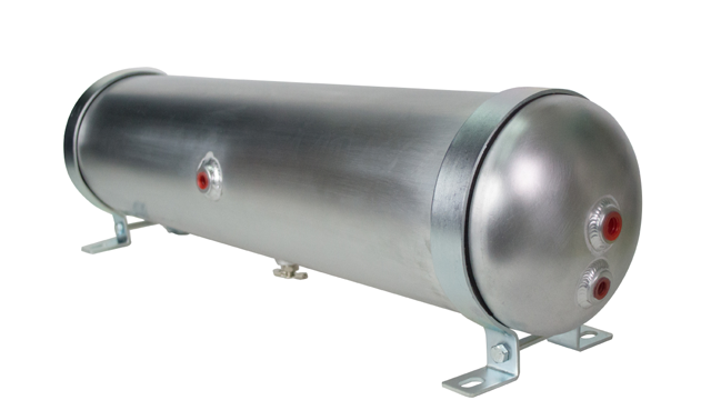 30-inch 5 Gallon Raw Aluminum
