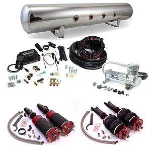 Air Lift Stage 3 Air Suspension System - 08-12 Honda Accord, 09-14 Acura TL, 09-14 Acura TSX