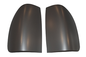 97-04 Dodge Dakota Steel Tail Light Fillers - pair