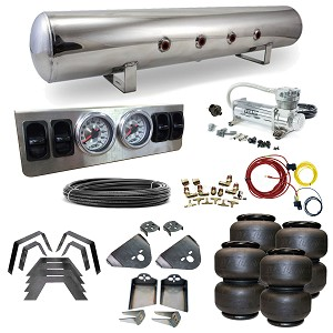 Stage 1 Air Suspension System- 95-03 Tacoma